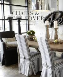 Slipcovered Dining Chair Slipcovered Dining Chair Foter