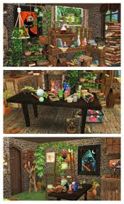 a3ru various drug clutter sims 4 downloads witch room sims 4 speed build asimptomatic pinterest witch