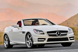 white mercedes convertible pre owned mercedes slk class in winston salem nc p7512
