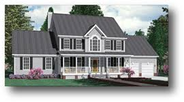 House Plans With Downstairs Master Bedroom House Plans By Southern Heritage Home Designs Downstairs Master