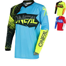 design jersey motocross oneal element 2018 burnout motocross jersey new arrivals