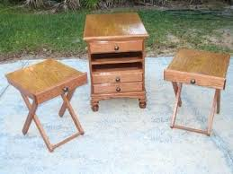 tv tray tables target tv tray sets tv tray set check out this did it myself project tv