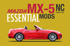 mazda mx5 miata nc 2006 2015 essential mods rallyways