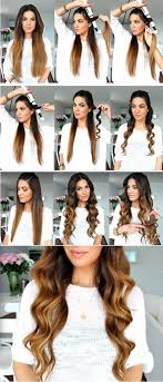 pretty hair styles with wand best 25 curling wand curls ideas on pinterest curling hair with