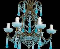 Opaline Chandelier Chandelier Beaded Blue Beaded Editonline Us