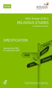 gcse 9 1 religious studies