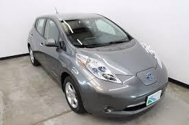 nissan leaf miles per charge 2015 nissan leaf sv green eyed motors