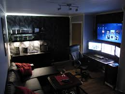 articles with cool gaming bedroom ideas tag cool gaming rooms