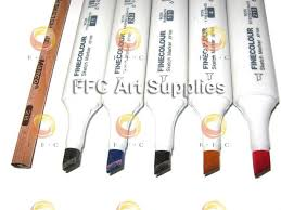free shipping 80 colour finecolour sketch marker set to landscape