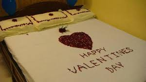 Hotel Decorations For Valentine S Day by Surprise Decorations For Guests On Valentine U0027s Day Picture Of