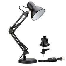 Desk Light Clamp Ikea Tertial Adjustable Work Light Clamp On Desk Garage Lamp Shop