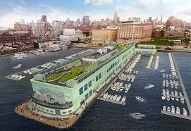 new renderings of superpier google u0027s new nyc digs bourdain food