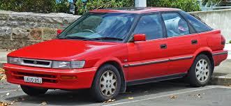 toyota corolla hatchback 1991 file 1989 1991 toyota corolla ae92 csx seca liftback 2010 12 28