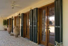 what color of shutters would look best on my home las windows
