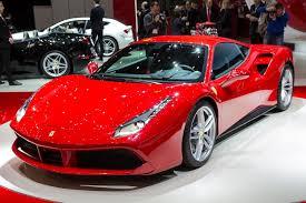 ferrari 488 vs 458 ferrari u0027s turbocharged 488 gtb wails with 660 horsepower