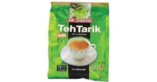 Teh Tarik aik cheong teh tarik 3 in 1