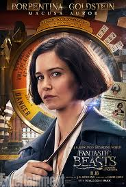 look at the new fantastic character posters for fantastic beasts