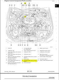 infiniti engine diagram 2006 wiring diagrams instruction