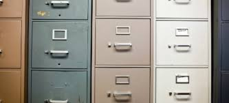 cheap metal filing cabinets 5 easy tips for painting a metal filing cabinet doityourself com