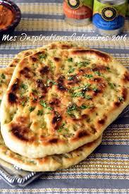 cuisine indienne naan food inspiration naan keema naan farci a la viande hachée