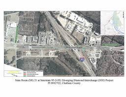 I 95 Map Effingham Parkway A Key To Easing Traffic On Highway 21 I 95 Wsav Tv