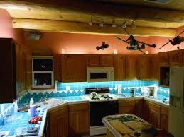 Blue Led Light Strip by Kitchen Great Kitchen Decoration With Blue Led Lighting Strips