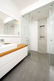 17 concrete bathroom flooring designs ideas design trends