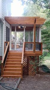screened in porches triangle home exteriors