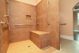 Handicap Bathrooms Designs Simple Wheelchair Accessible Bathrooms Home Design Furniture