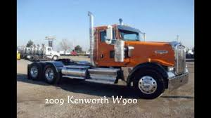 w900 kenworth trucks for sale canada kenworth tandem axle day cab w900 for sale video dailymotion