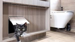 Decorative Cat Box Cat Flats Designing Human Apartments For Feline Friends Cnn Style