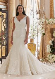 large size wedding dresses plus size wedding dress with lace appliques on tulle style 3202
