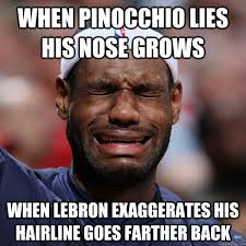 Lebron James Hairline Meme - funny lebron hairline memes google search funny quotes