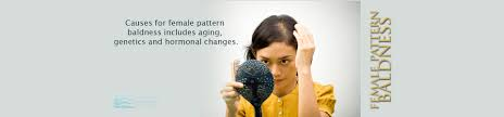 Reasons For Sudden Hair Loss Female Patterns
