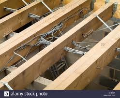 electricians wiring a house stock photo royalty free image