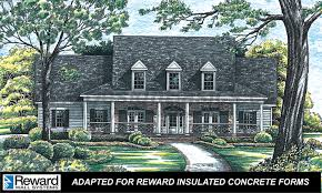 Insulated Concrete Forms Home Plans by Tealwood Estate Reward Wall Icf Version Retired 9162rew Farm