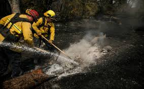 Wildfire Anderson Ca by Cal Fire Reports Huge Numbers Of New Fires And Acreage Burned