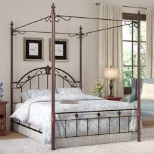 Iron Canopy Bed Canopy Beds