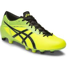 asics ds light x fly 2 ms mens football boots flash yellow