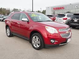 used 2015 chevrolet equinox for sale in nh 17c2011a concord nissan