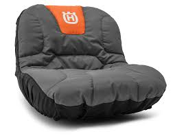 husqvarna attachments riding lawn mower seat cover
