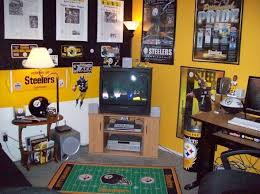 steelers home decor splendid steelers home decor 55 best room images on pinterest