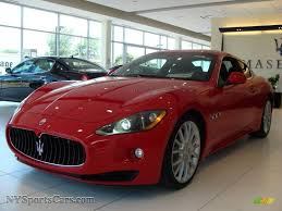 maserati granturismo red 2010 maserati granturismo s in rosso mondiale red 053044