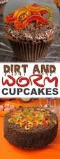 Halloween Worm Cake by 15 Super Cute Halloween Treats To Make For Kids And Adults Easy