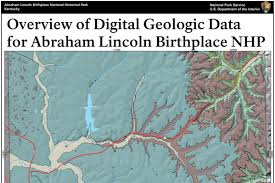 kentucky geologic map information service nps geodiversity atlas abraham lincoln birthplace national