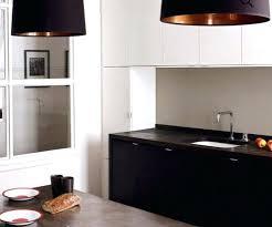 cuisine noir et blanc laqué cuisine noir et blanc laque lolabanet com