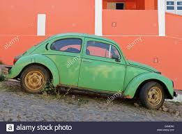 brazil volkswagen brazil bahia lencois old historic volkswagen beetle parked in
