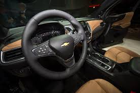 2006 Chevy Equinox Interior Refreshing Or Revolting 2018 Chevrolet Equinox Motor Trend