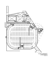 Key Arena Floor Plan Bilbao Sports Arena Data Photos U0026 Plans Wikiarquitectura