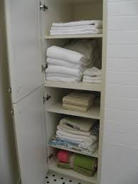 bathroom linen closet ideas unfinished bathroom linen cabinets home decorating interior